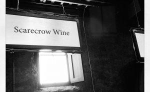 Napa Valley Wine Scarecrow