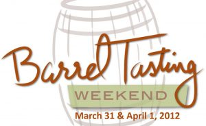 Barrel Tasting Weekend