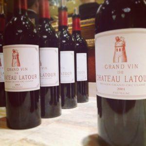 Bordeaux Wine Chateau Latour 2