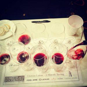 Bordeaux Wine Chateau Latour 3