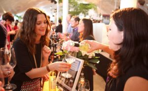 Drew Barrymore-Pebble Beach Food and Wine