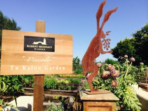 To Kalon Garden Robert Mondavi Winery  Dinner