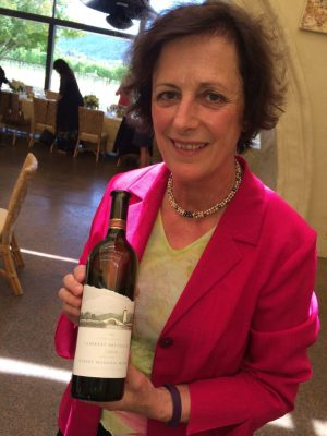 Genevieve Janssens, Director of Winemaking