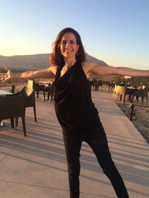 Monique Soltani, Sicily Baglio Sorìa Firriato Wine Resort