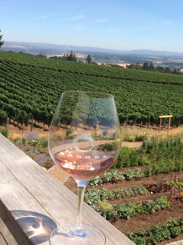 Brooks: A Willamette Valley Wine Tribute