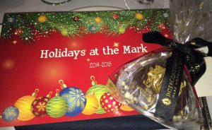 Holiday Tea Time Top of the Mark