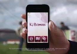 Wine Oh TV Kendall-Jackson Wine App