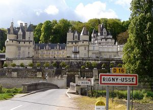Loire Valley Wine Chateau Usse