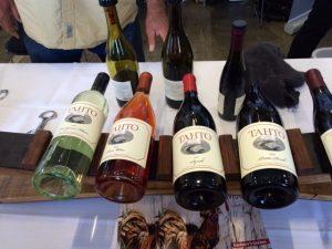 Mendocino Tahto Wines