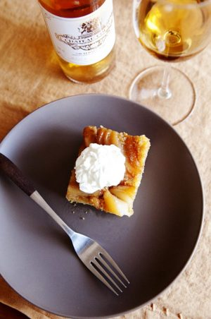 Thanksgiving Desert and Wine Pairings