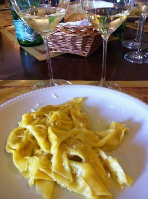 Travleing in Northern Italy Milan Food