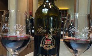 Vine Cliff Winery Napa Valley
