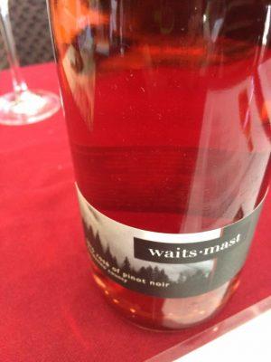 Mendocino Waits Mast Rose