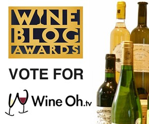 Wine Oh TV Wine Blog Awards