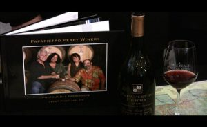 Wine Oh TV Pebble Beach Papapietro Perry