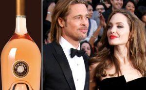 Angelina Jolie Brad Pitt Wine