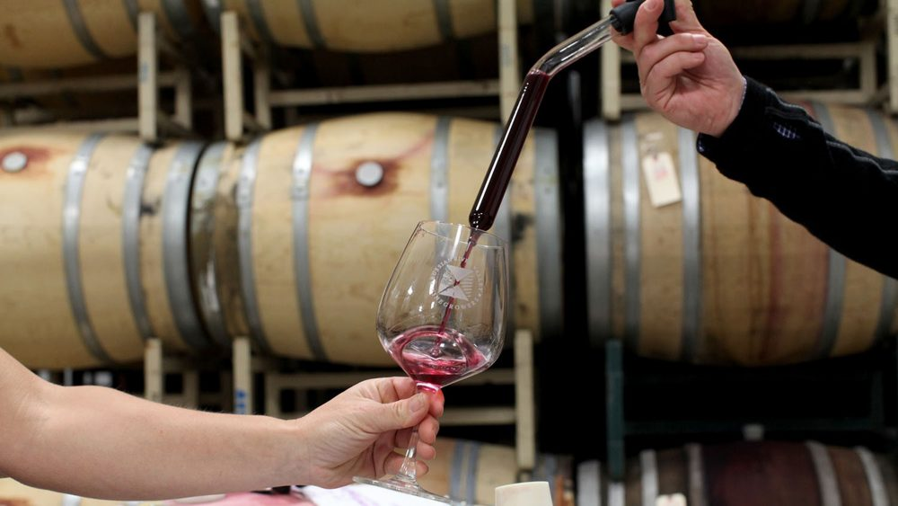 Sonoma County Barrel Auction