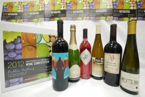 2012 San Francisco Chronicle Wine Competition