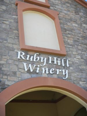 Wine Oh TV Ruby Hill Winery