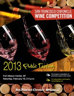 Wine Oh TV 2013 San Francisco Chronicle Wine Competition