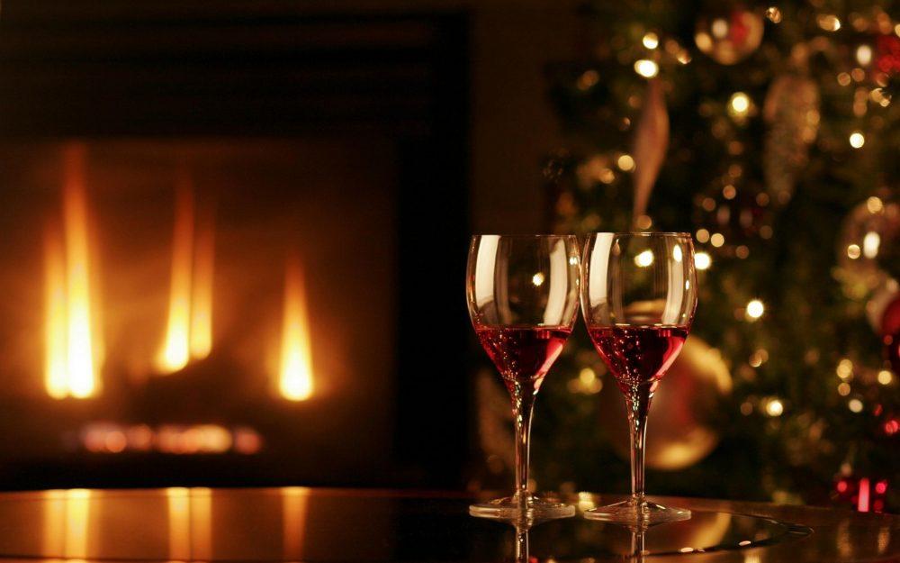 Afbeeldingsresultaat voor christmas wine, houten wijnkisten, cadeau