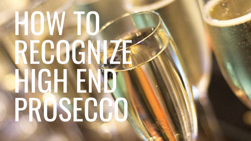 In this episode, we travel to Northern Italy and show you how to identify where the highest quality Prosecco on the planet comes from!