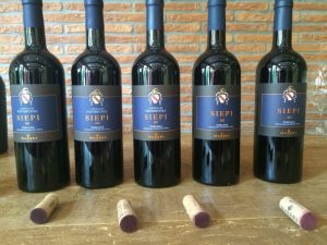 Family that Fathered Chianti Gives Birth to a Blessed Tuscan Wine