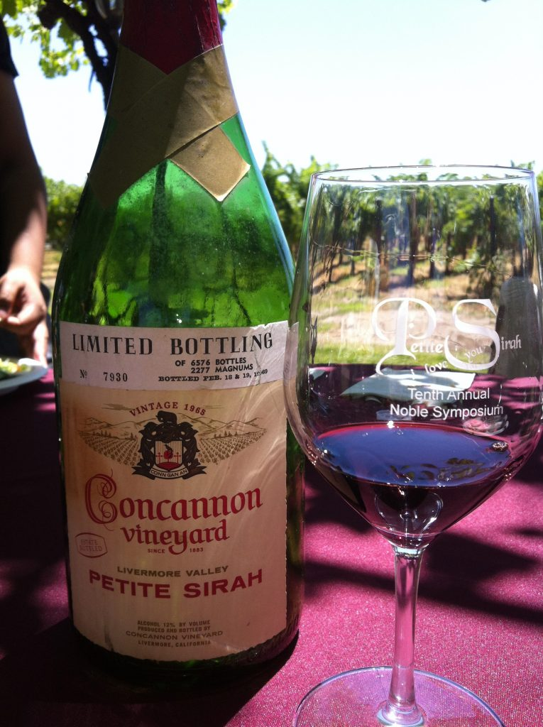 Wine Oh TV Petite Sirah