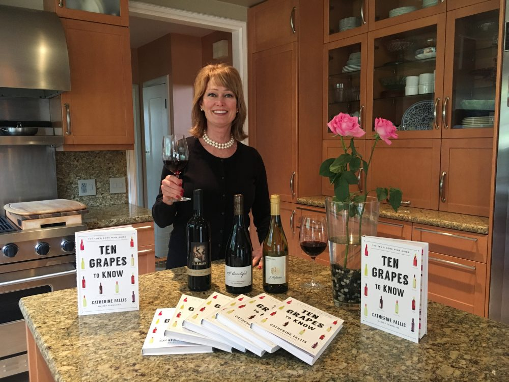 In this episode of Wine Oh TV Master Sommelier Catherine Fallis reveals 3 wine grapes you must know and shares 3 wines under $30 dollars with Monique Soltani.