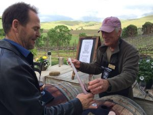 Livermore Valley Winegrowers Barrel Tasting