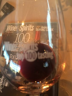 "Wine & Spirits Magazine ""Top 100"" Tasting Event"