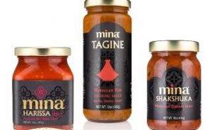 Mina's Moroccon Sauces