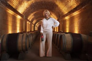 Kathryn Hall: Vintner, Ambassador, Mentor & Mom - Wine Oh TV