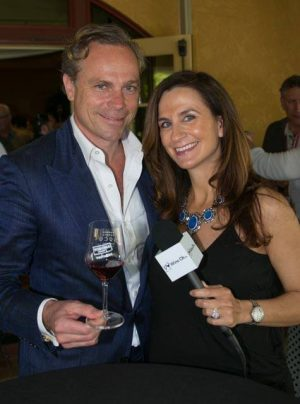 Jean-Charles Boisset & Monique Soltani Photo Credit: George Rose