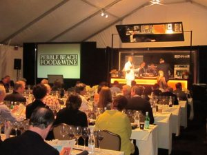 Pebble Beach Food and Wine Pairing