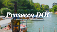 Prosecco DOC Sustainable and Attainable for Everyone (VIDEO)