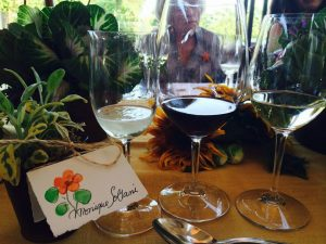 To Kalon Garden Robert Mondavi Winery Dinner2