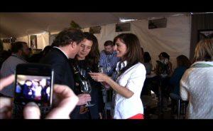 Wine Oh TV Gina Gallo Jean Charles Boisset
