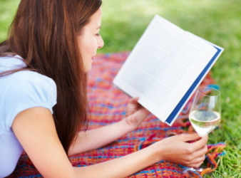 Wine Oh TV Book and Wine Pairings