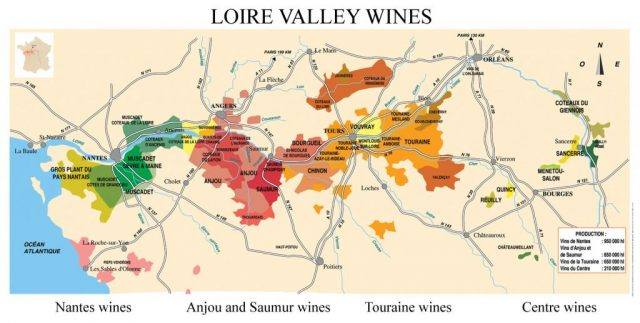 Loire Valley Wine Wine Oh TV